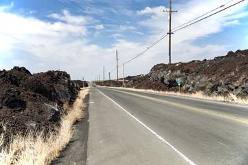 Ma'malahoa Highway,Big Island,Hawaii