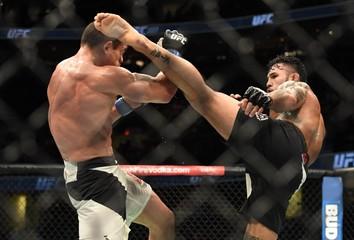 MMA: UFC 203-Tavares vs Magalhaes