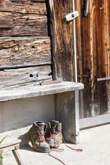 Schuhe Lüften