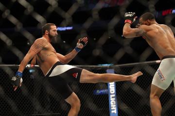 MMA: UFC Fight Night - Clark vs Nicholson