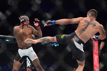 MMA: UFC Fight Night-Moraes vs Chagas
