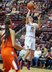 NCAA Womens Basketball: Clemson at Florida State