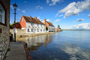 Wall Mural - Langstone Quay in Hampshire