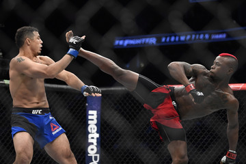 MMA: The Ultimate Fighter-Diakiese vs Klose