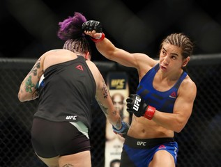 MMA: UFC Fight Night-Torres vs Rawlings