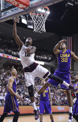 NCAA Basketball: Louisiana State at Texas A&M