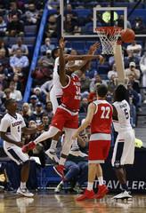 NCAA Basketball: Sacred Heart at Connecticut