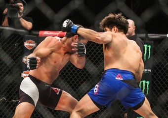 MMA: TUF Tournament of Champions-Benavidez vs Cejudo