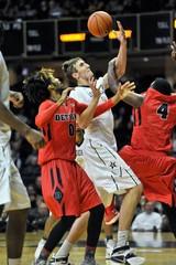 NCAA Basketball: Detroit at Vanderbilt