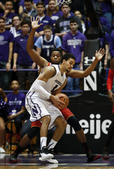 NCAA Basketball: Maryland at Northwestern