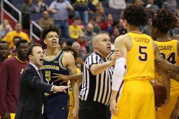NCAA Basketball: Big Ten Conference Tournament-Michigan vs Minnesota