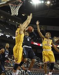 NCAA Basketball: San Diego at Southern California