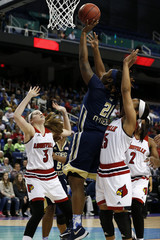 NCAA Womens Basketball: ACC Conference Tournament-Louisville vs Georgia Tech
