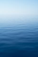 Plain sea back ground