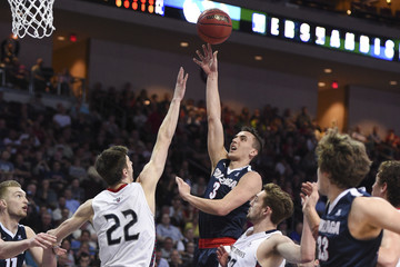 NCAA Basketball: West Coast Conference Tournament-Gonzaga vs Saint Mary's