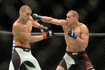 MMA: UFC 199-Breese vs Strickland