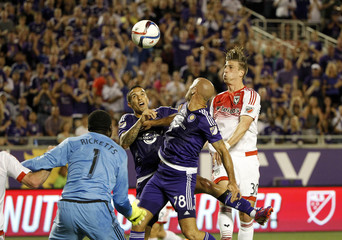 MLS: D.C. United at Orlando City SC