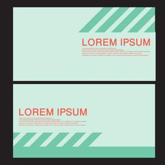 business card backgound design