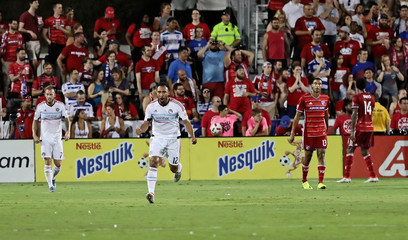 MLS: Chicago Fire at FC Dallas