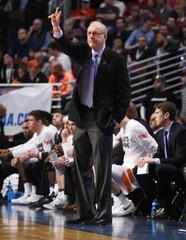 NCAA Basketball: NCAA Tournament-Midwest Regional-Syracuse vs Gonzaga