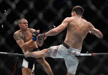 MMA: UFC Fight Night-Askham vs Hermansson