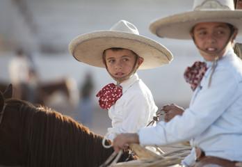Mexican Cowboys. Mexico