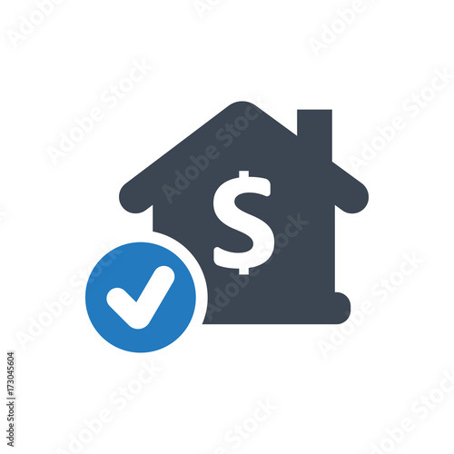 loan approval icon stock image and royalty free vector files on