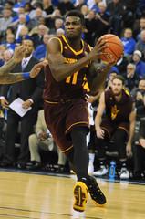 NCAA Basketball: Arizona State at Creighton