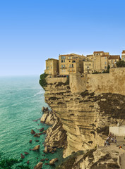 city of bonifacio corsica