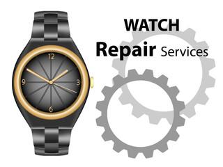 Watch Repairs.
