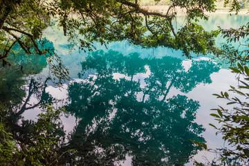 Laguna Brava (Yolnabaj) lake, Guatemala