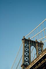 Detail of bridge