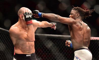 MMA: UFC 190-Miranda vs Hester