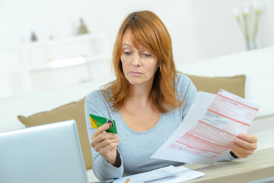 woman struggling with health insurance complexities