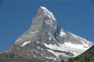 Matterhorn Schweizer Berg