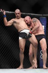 MMA: The Ultimate Fighter-Johnson vs Fortuna