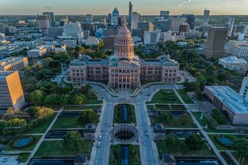 Aluminium Prints Texas Texas State Capitol Austin, Texas