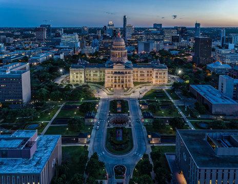 Texas State Capitol Austin, Texas