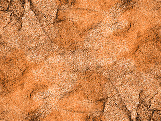 Coarse building sand texture background