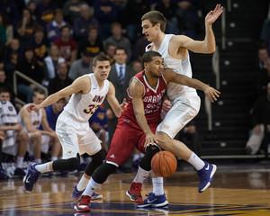 NCAA Basketball: Bradley at Northern Iowa