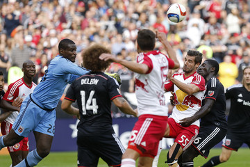 MLS: Playoffs-New York Red Bulls at D.C. United