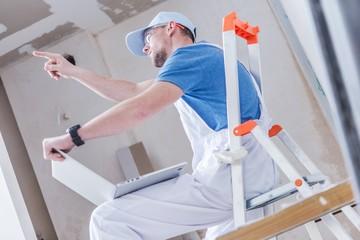 Remodeling Worker Explains