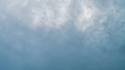 Abstract clouds background in sky