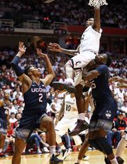 NCAA Basketball: Connecticut at Cincinnati