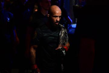 MMA: UFC Fight Night-Johnson vs Reis