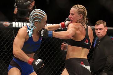 MMA: UFC Fight Night-Harring vs Kish