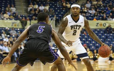 NCAA Basketball: Central Arkansas at Pittsburgh