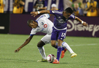MLS: Montreal Impact at Orlando City SC