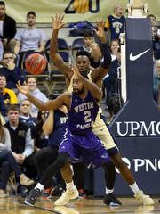 NCAA Basketball: Western Carolina at Pittsburgh