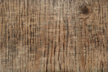 Worn wooden background or texture